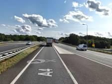 100 op snelweg bij Bergen op Zoom: nu!