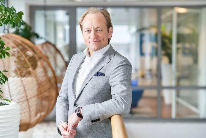 Marcel Molenaar: ,,Als je niet genoeg hebt gedaan aan je online presentatie, kun je zonder het te weten zijn afgevallen bij bedrijven die werknemers of freelancers zochten.''