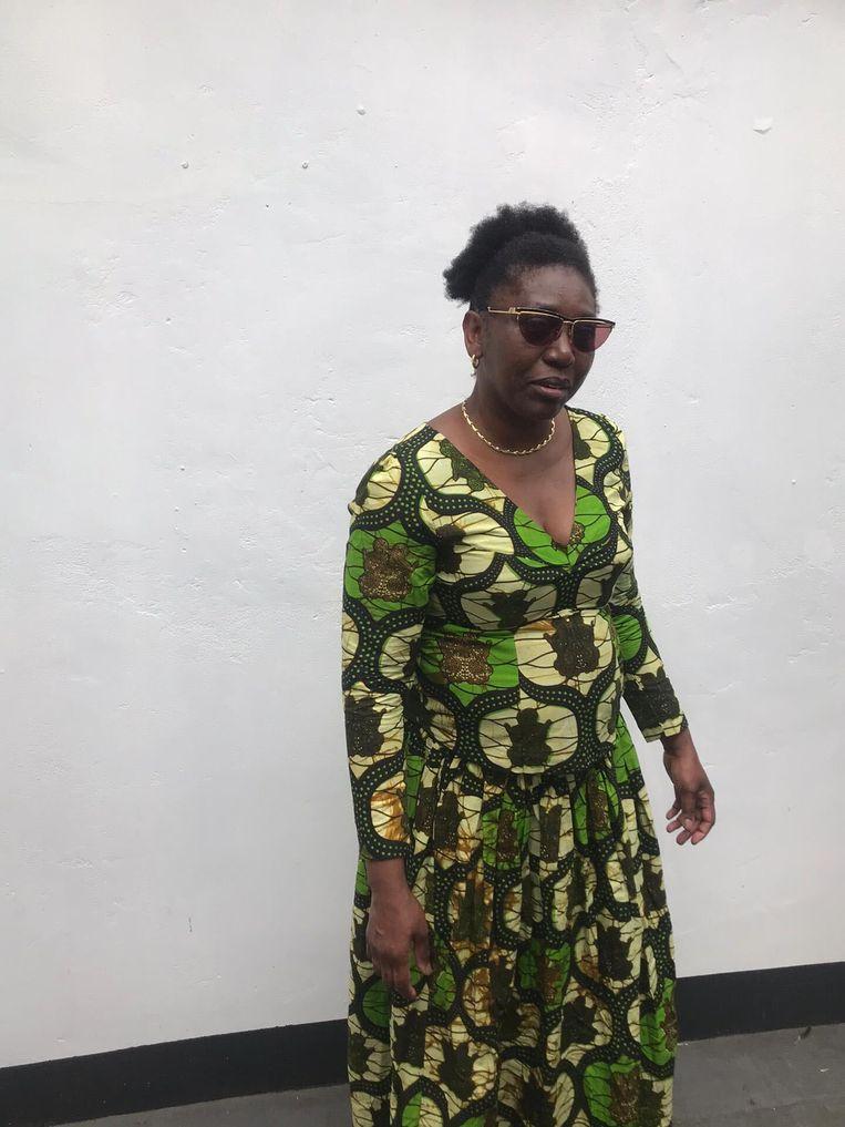 Marie-Antoinette Walo: 'Excuses zouden een grote stap zijn, maar slechts een eerste stap.' Beeld RV