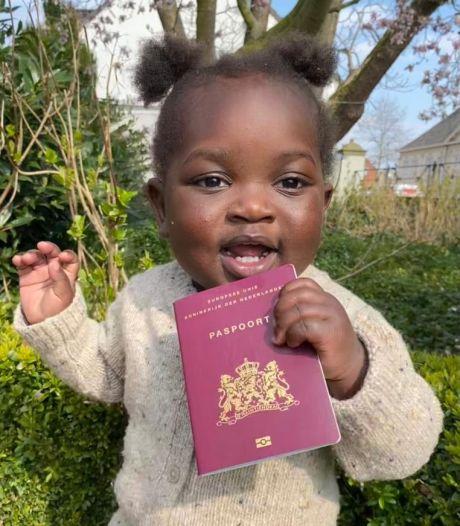 Eindelijk een Nederlands paspoort voor de zieke Teleza (1,5)