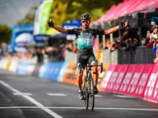 Sagan mag na vijftien maanden zonder zege eindelijk weer juichen op bizarre Girodag