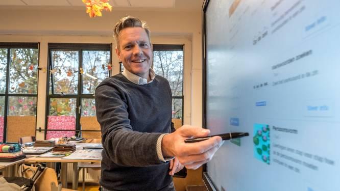 Basisschooldirecteur omgeschoold tot leraar: 'Voor de klas kan ik weer vrij ademen'