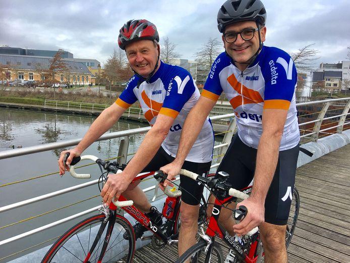 Roeselare Delta Classic Philiep Vermander en Arne Decramer