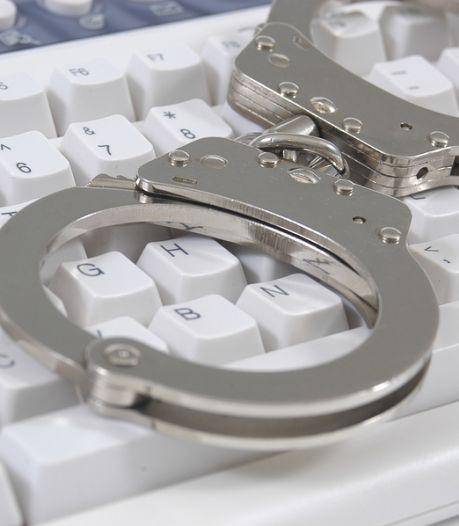'Zegsman' Anonymous opgepakt