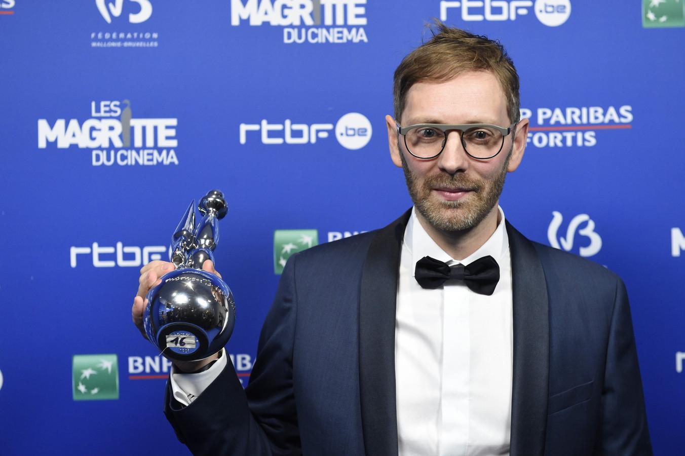 """Guillaume Senez, grand vainqueur des Magritte 2019 avec """"Nos Batailles"""""""