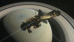 Ruimtetuig merkt iets vreemds op vlak voor het te pletter slaat op Saturnus en NASA heeft er geluidsopname van gemaakt