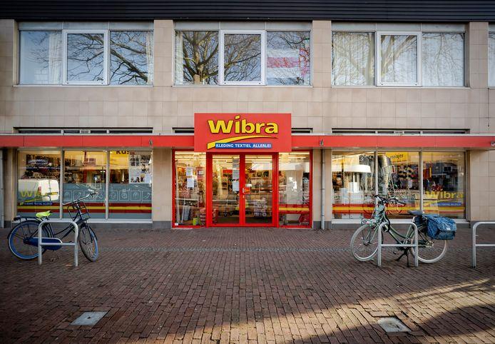 Filiaal van Wibra in De Bilt.
