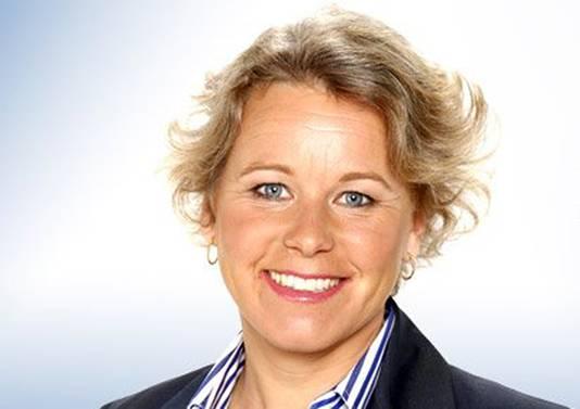 Carla Zijlstra op archiefbeeld (2012).
