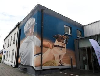 Het Roerhuis krijgt prachtige muurschildering op gevel