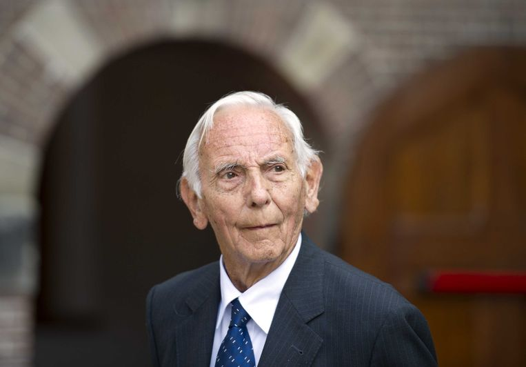 Max van der Stoel in 2010. Beeld anp