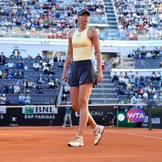 Grandslamkampioen en glamourgirl Maria Sjarapova stopt met tennis