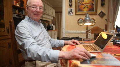 """Oudste gids van Gent is 95: """"Ja ik ben overtijd, maar doe nog alle trappen in het Gravensteen"""""""