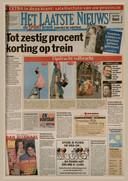 De krant van toen: de voorpagina van Het Laatste Nieuws op 11/06/1996
