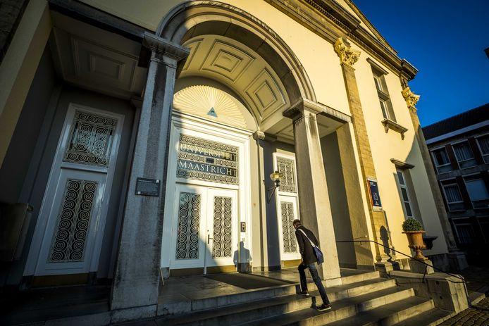 Exterieur van Maastricht University