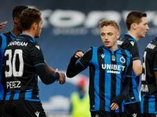 Herstelde Noa Lang meteen weer trefzeker voor Club Brugge