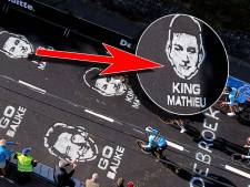 Nederlands wielerfans stelen show in hol van de leeuw: 'King Mathieu en Go Bauke'