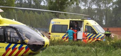 Politie vermoedt dat gewonde fietser in Bergeijk zelf gevallen is