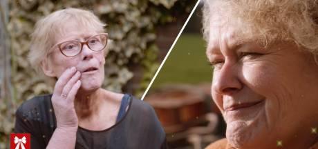 Ongeneeslijk zieke 'kerstengel' Geery uit Nijbroek in tranen na verrassing van vriendin: 'Het raakt me echt'