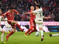 Lewandowski gaat Robben voorbij als buitenlandse topscorer Bayern