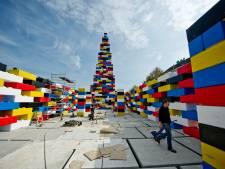 Legokerk in Enschede komt mogelijk terug als legotempel: 'Het zou fantastisch zijn als dat lukt'