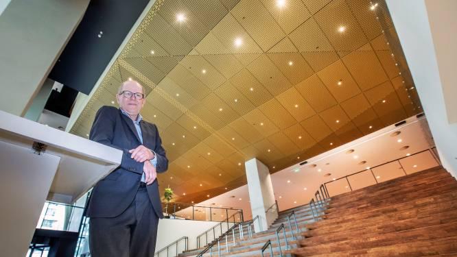 Ingenieur Rob Dekkers: 'Amare is voor Den Haag wat het Guggenheim is voor Bilbao'
