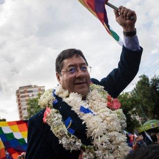 Na gespannen jaar keren Bolivianen met Luis Arce terug naar het socialisme van Morales