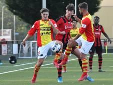 Uitslagen bekervoetbal: CSV Apeldoorn niet langs Quick 1888