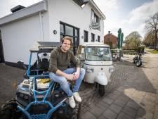 't Witte Peard in Ootmarsum is terug, Roderik Kolfoort is nu verhuurder èn kroegbaas