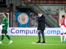 De focus nu al op volgend seizoen bij FC Eindhoven en Brandts: 'Er wordt veel te negatief geschreven'