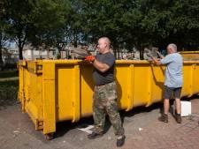 Ruim 30.000 tegels minder in Den Bosch: 22ste plaats NK Tegelwippen