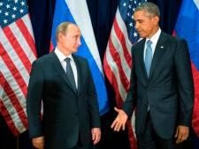 'Obama en Poetin bespraken delen informatie over Syrië''