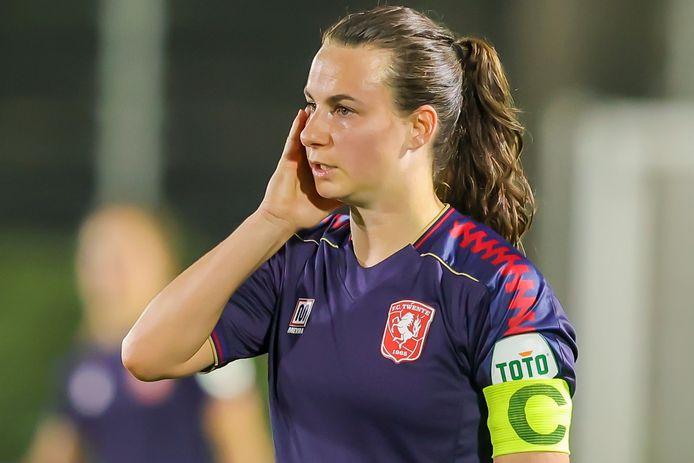 Renate Jansen begint na de zomer aan haar achtste seizoen bij FC Twente Vrouwen.
