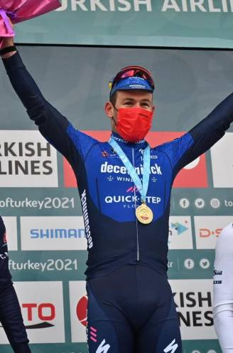"""Patrick Lefevere over eerste zege Cavendish in 1.159 dagen: """"Dit is mijn verdienste"""""""