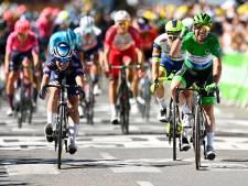 Mark Cavendish remporte au sprint sa 34e victoire d'étape sur le Tour et égale le record d'Eddy Merckx