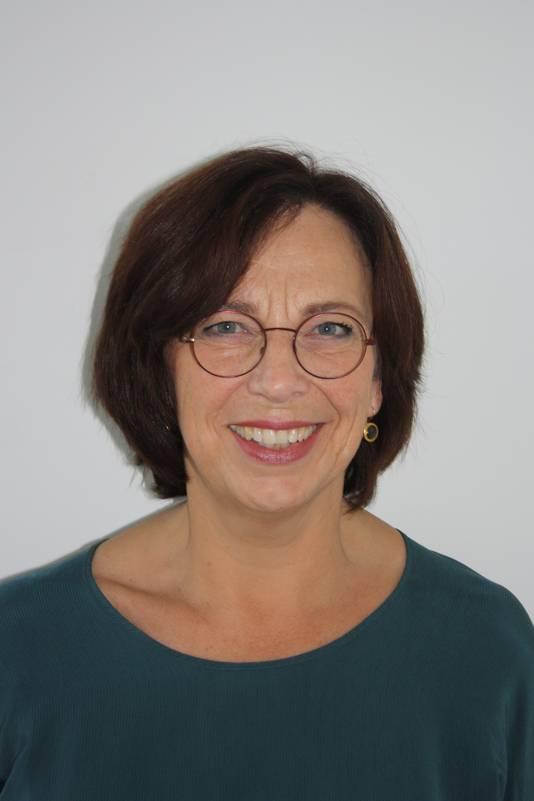 De nieuwe rector van het Baudartius College: Nadine Kuipers