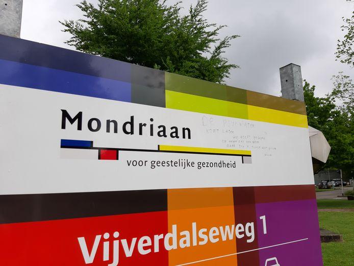 Thijs H. werd behandeld bij de Mondriaan-kliniek.