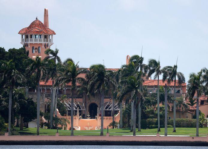 Trump verhuisde enige tijd geleden officieel van New York naar Florida en resideert in zijn Mar-a-Lago.