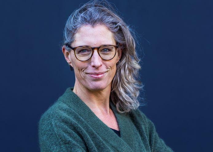 Columnist Marieke Dubbelman.