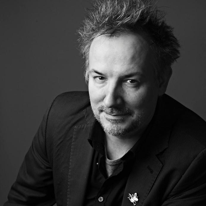 Serge Baeken (48) droeg de titel in 2009 en tekende voor zijn stad 'Het verdriet van Turnhout'. De graphic novel is vorig jaar uitgebracht.