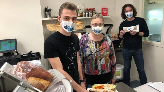 De Gazet van Hoegaarden opent broodjesbar 'Den 31'