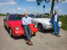 Oldtimerdag in Dorpsstraat: Engelse auto's die niet al in de folder wegroesten