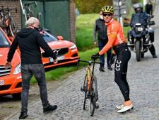 Gehavende Van Avermaet laat Ronde van Vlaanderen schieten