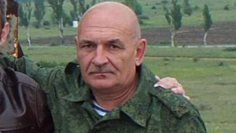 Vladimir Tsemach zou hebben toegegeven dat hij de Buk-installatie die vlucht MH17 neerhaalde heeft verborgen.  Beeld