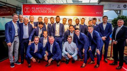 KV Oostende woont documentaire 'Sideline' bij