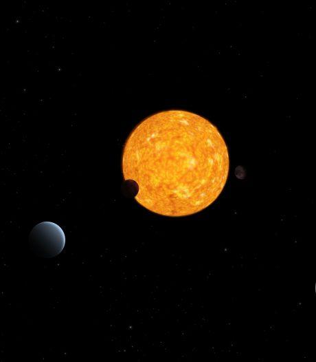 Le télescope Cheops révèle l'existence d'un système planétaire unique
