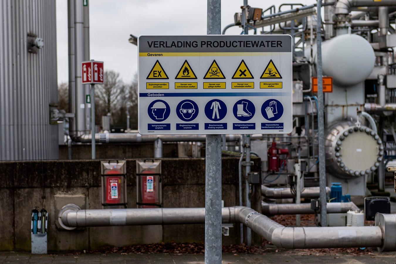 Gaswinning door Vermilion Energy in Loon op Zand.