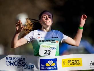 """Lotte Scheldeman Belgisch kampioene korte cross: """"Ik voel dat ik deze winter serieuze progressie heb geboekt"""""""