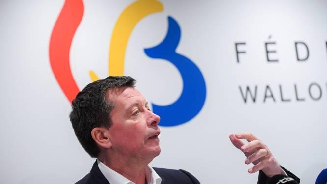 PS-politicus Frédéric Daerden getroffen door een beroerte