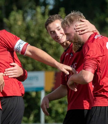 SC Bemmel na vier duels 'in het goeie rijtje'