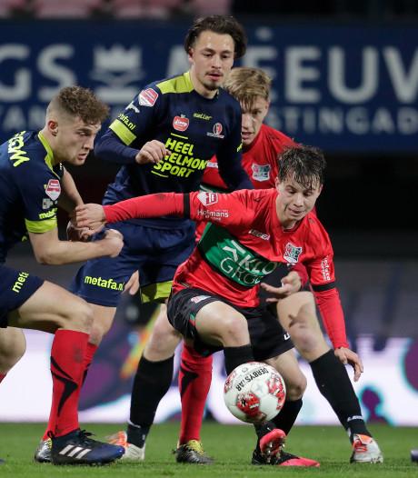 Kwakkelend Helmond Sport heeft ook tegen NEC geen schijn van kans